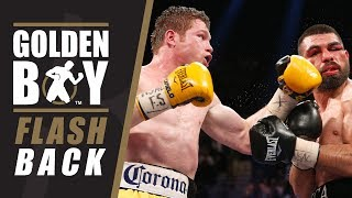 Golden Boy Flashback: Canelo Alvarez vs Alfredo Angulo (FULL FIGHT) #CaneloRocky