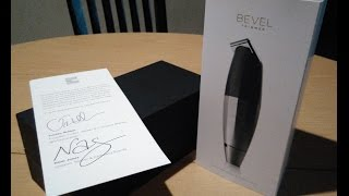 Bevel Trimmers Unboxing from Walker Co. Brands