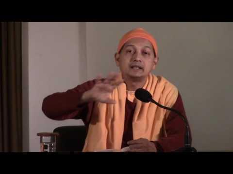 Introduction to Vedanta - Swami Sarvapriyananda - Aparokshanubhuti - Part 19 – December 20, 2016