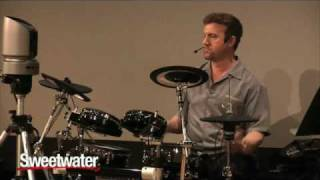Roland TD-12KX-S V-Drums Demo - Sweetwater