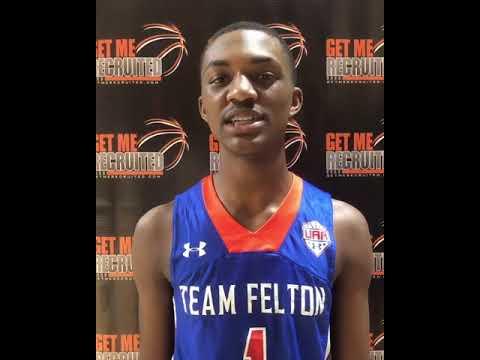 Kobe George (Team Felton/Ben L Smith HS/Greensboro, NC) 2023 6'2 PG