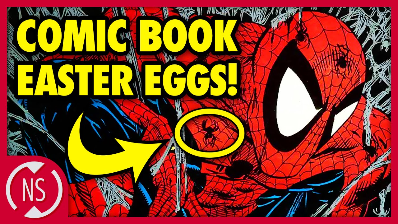 7 secrets artists hid in comic books comic misconceptions