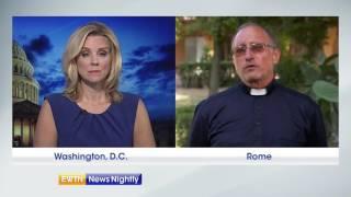 Pope Francis appeals for peace in Jerusalem- ENN 2017-07-24