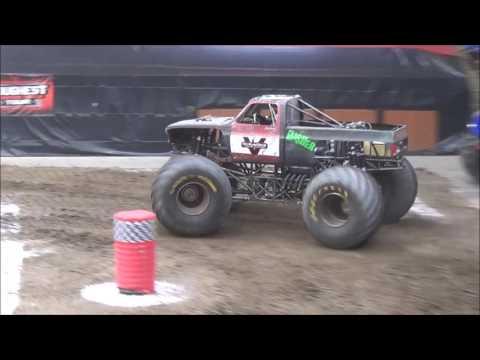 Toughest Monster Trucks Tour *Salina, KS* Friday night 2-17-17