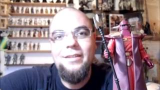 Star Wars Expanded Universe Imperial Sentinel ( unbox mail gift ) & REVIEW DE FLAME