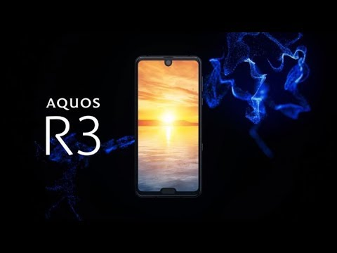 Sharp Aquos R3 - 6GB RAM - 128 GB STORAGE - Full Specification and review