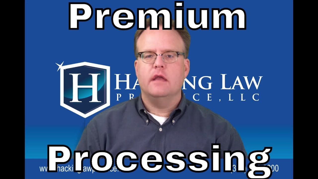 What is premium processing and can I use it to speed up my immigration case?