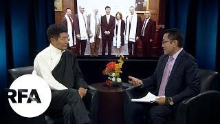 RFA Exclusive interview with Sikyong Lobsang Sangay