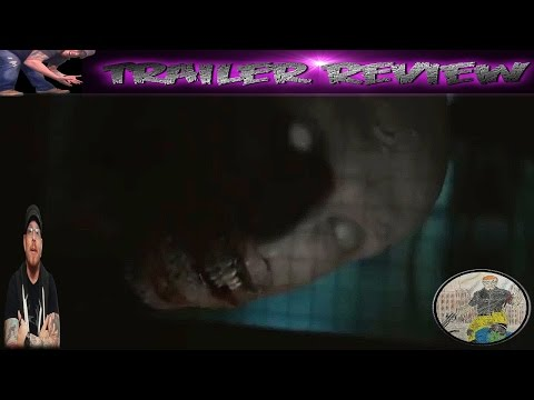 NAILS (2017) Horror Movie Trailer review - Health care in this hospital is F@CKED UP!!