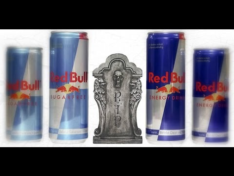 How much sugar in energy drink