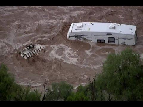 Phoenix area flooding