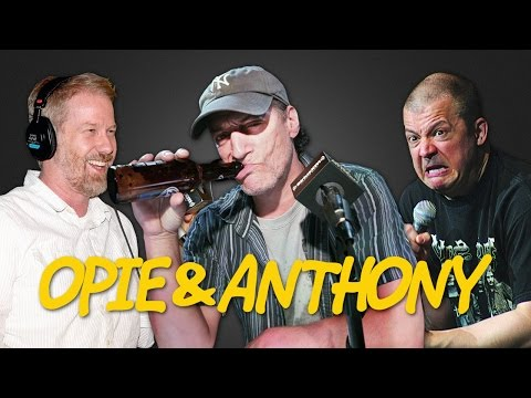 Opie & Anthony: Woman Falls In Fountain...