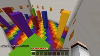SÜPER PARKUR CHALLENGE - Minecraft w/TersMaske