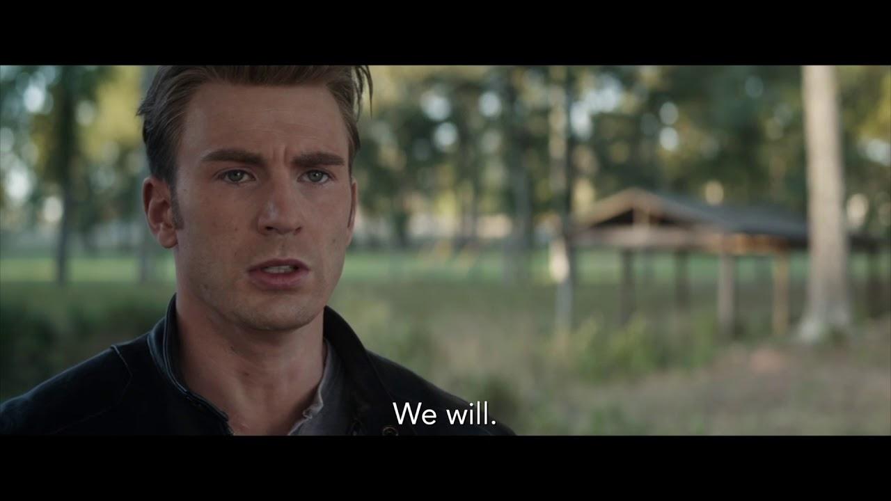 Avengers Endgame Trailer 2 English Subtitle Youtube