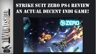 Strike Suit Zero Playstation 4 Review
