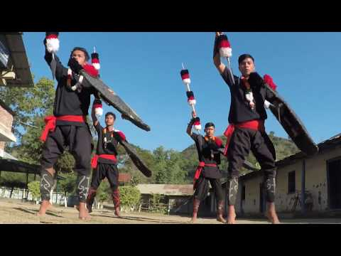 Thang-Ta: Ancient martial art of sword and spear from Manipur