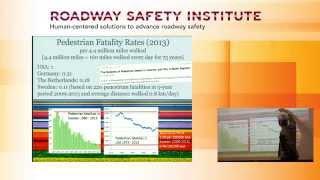 2015 Fall Seminar #10: Pedestrian Safety, Pedestrian Behavior, and Intersection Design and Control