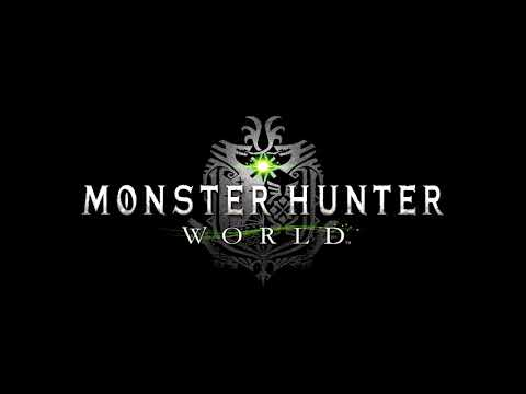 Monster Hunter World - Game Soundtrack - Ambient Mix Depth Of Field Mix