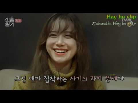 Goo Hye Sun's Reaction To Ahn Jae Hyun's Ex-girlfriend's Lipstick Is Priceless!