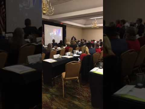 Republican Party of Texas SREC Meeting Rule 8C Debate Part 2