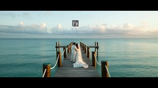Denise & Ronnie - Albany Resorts, Bahamas