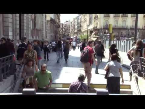 Madrid - Settling in