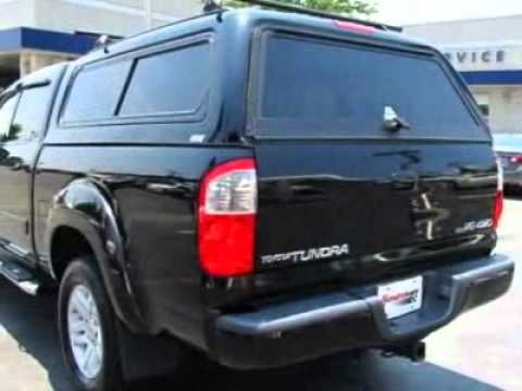 2005 Toyota Tundra Limited 4WD Double Cab Truck - Charlotte, NC - YouTube