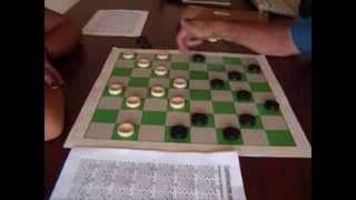 Aprendendo a calcular no jogo de damas