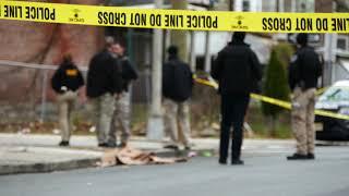 Fatal shooting on Stuyvesant Avenue in Trenton 2018-11-27