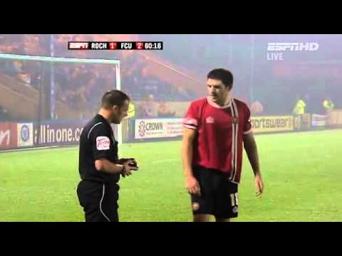 Rochdale vs fc united of manchester 2nd half fa cup