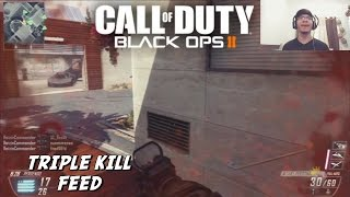 rtc black ops 2 8 triple kill feed facecam
