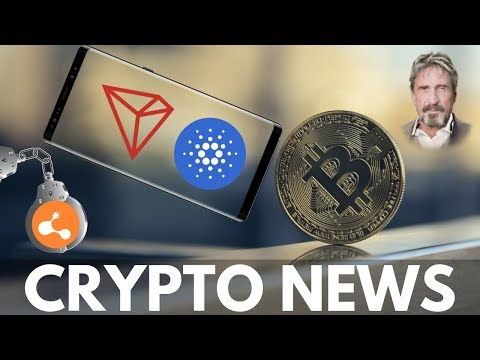 Samsung Crypto Wallet Update, Tron BitGo, Bitcoin Predictions, Cardano Rumors - Crypto News