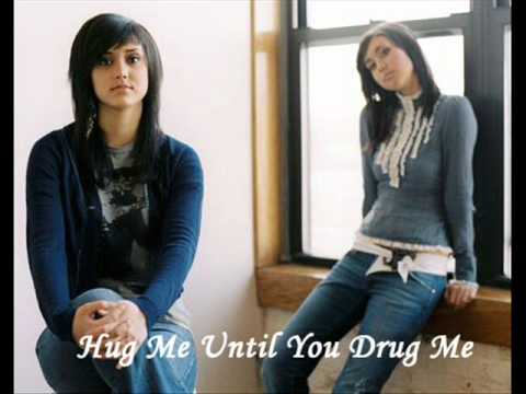 Meg And Dia - Hug Me Lyrics