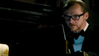 Mission: Impossible Rogue Nation  - Simon Pegg Profile