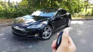 Tesla Model S 85 Review
