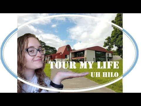 Tour My Life!   UHH Campus  and Dorm Tour