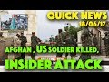 Afghan soldier killed, several US soldiers wounded in insider attack