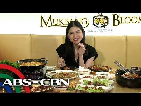 Let's eat with Maine Mendoza | Rated K