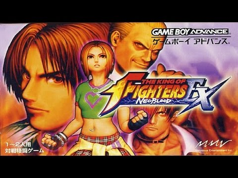 The King Of Fighters EX - Neo Blood: Live do Secura... Testando o OBS...