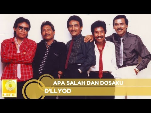 D'lloyd - Apa Salah Dan Dosaku (Official Music Audio)