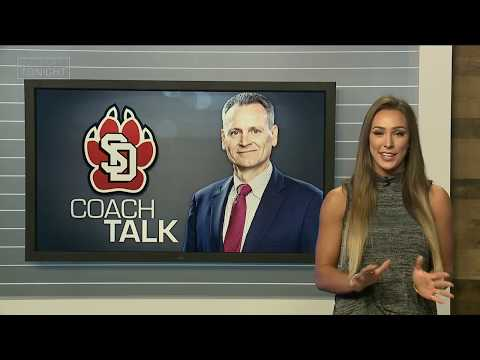 Midco Sports Tonight - USD Coach Talk 9/19/17