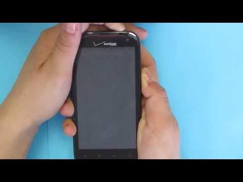 Hard Reset HTC Rezound ADR-6425 Verizon