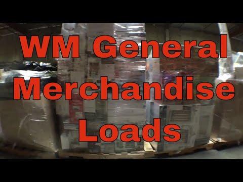 WM General Merchandise Loads