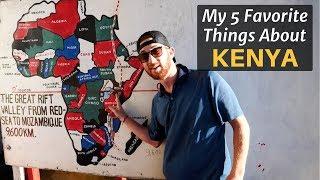 My 5 Favorite Things About KENYA