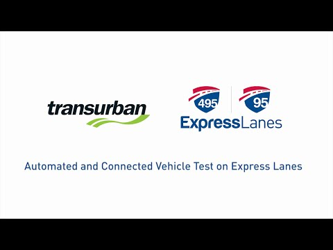 Self-driving cars tested on 95 Express Lanes, Northern Virginia