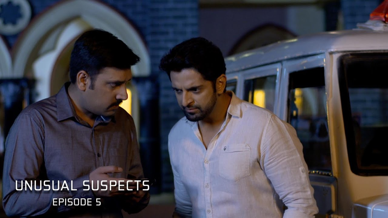 Download Faceless   Episode 5 - Unusual Suspect   A Web Series By Vikram Bhatt