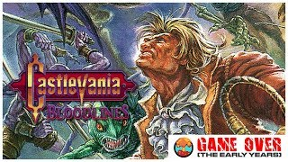 Game Over: Castlevania Bloodlines (Genesis) - Defunct Games