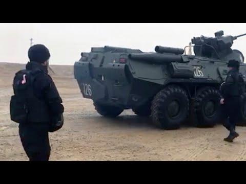 Назарбаев жив? Настоящие причины призыва  военнобязанных / БАСЕ