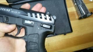 пневматический пистолет Аникс А 3000 Скиф купить
