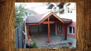 Hammer Build Ltd. - Wooden Shelters, Pergolas, Roofs, Sheds And Gazebos.